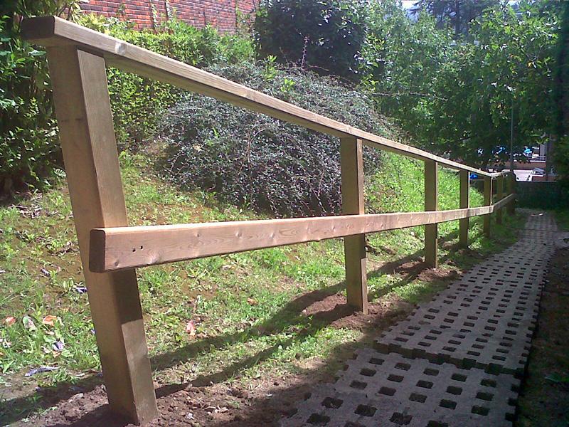 Vallados de madera cercados betigor itxiturak - Vallados de madera ...